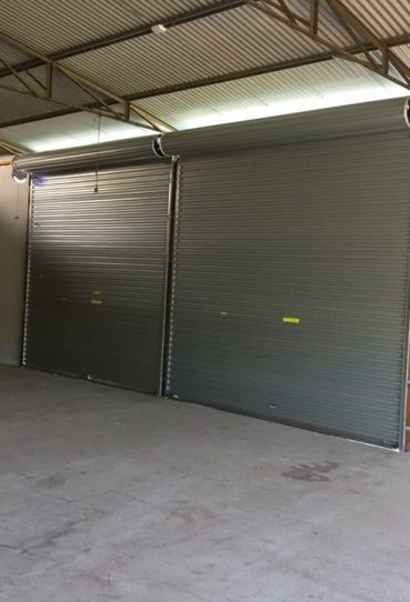 Industrial Roller Door Installation