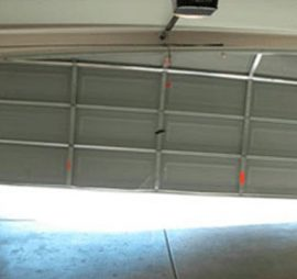 Sectional Or Panel Door