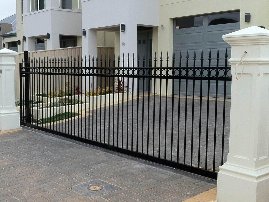 Automatic Swing Gate Openers Sliding Driveway Gates In